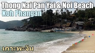 Thong Nai Pan Yai and Noi Beach Ko Pha Ngan