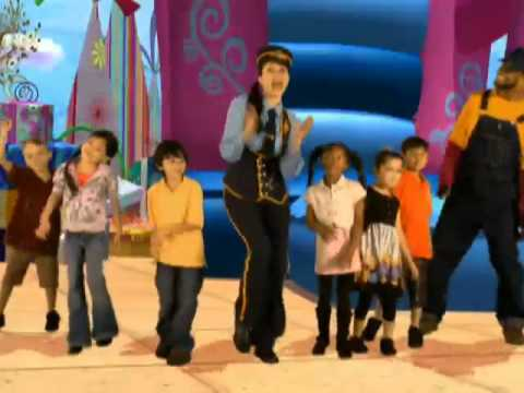Birthday Song - Choo Choo Soul - Disney Channel Official