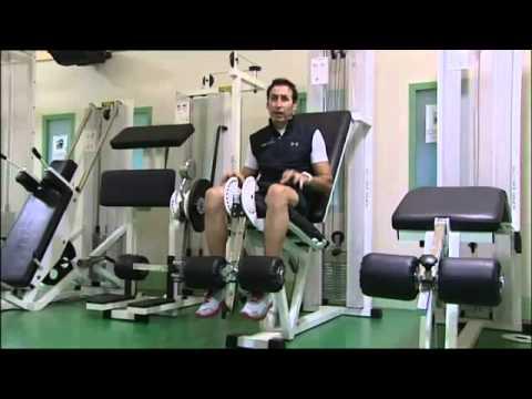 Correr por correr: Ejercicios en el gimnasio