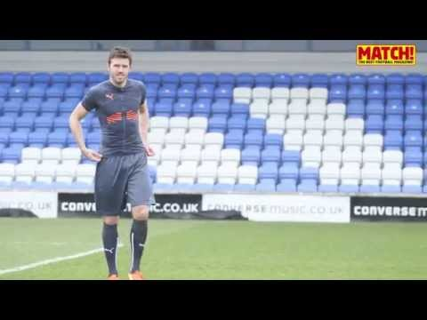 Michael Carrick's PUMA EvoPOWER Challenge -- Part 1 -- MATCH