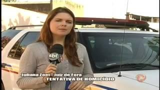 Preso suspeito de atirar na cabe�a de jovem no S�o Geraldo - Alterosa em Alerta 30 /01