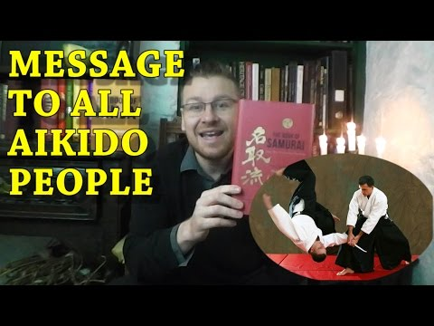 [Aikido Guest] A Request to Aikido People ft. Antony Cummins