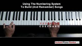 Part 2: Chord Secrets For Learning Beginning Piano Fast To