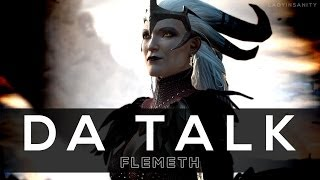 DA Talk: Flemeth (Age, Vengeance, and Purpose for Dragon Age: Inquisition)