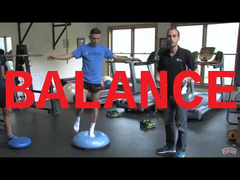 Develop Balance to Become a Better Distance Runner! - Track 2016 #16
