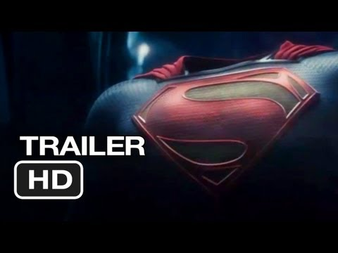 Man of Steel Official Trailer #2 (2013) - Superman Movie HD, Superman movie Man of Steel coming summer 2013.