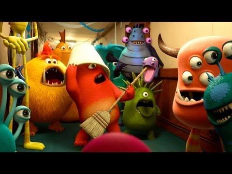 Monsters University Trailer 2013 Disney-Pixar Movie Teaser Pony - Official [HD]