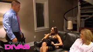 John Cena urges Nikki Bella to rehab her neck instead of relaxing: Total Divas, March 15, 2016