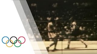 Muhammad Ali (Cassius Clay) Wins Olympic Boxing Gold