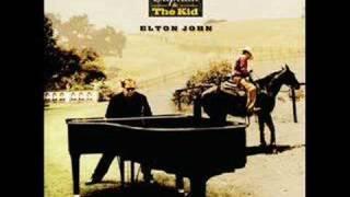 Elton John Across The River Thames Bonus Track