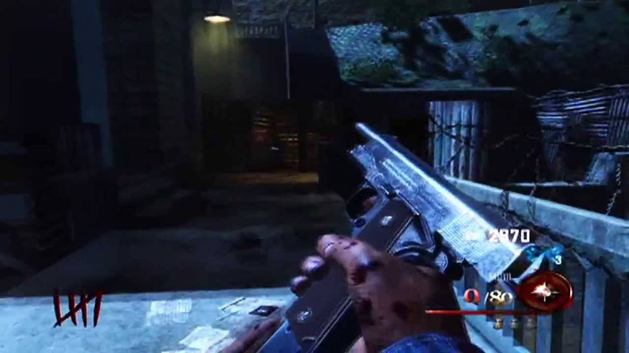 call of duty black ops 2 how to get m14