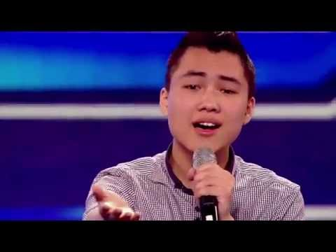 Jason Việt Tiến - I Have Nothing - tại The X Factor - Anh