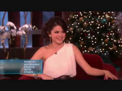 Selena Gomez Pranked Ellen Degeneres Taylor Swift Show & Interview Naturally Dec. 11 2009
