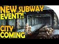 NEW SUBWAY EVENT LOCATION CITY INBOUND Last Day On Earth Survival Update