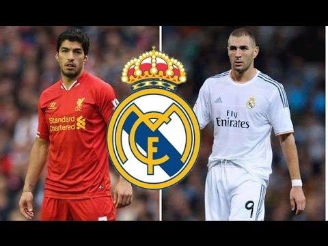 Luis Suarez o Benzema ? 90 Millones por Luis Suarez?  | SergioLiveHD