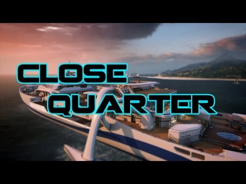 Black Ops II - close quarter