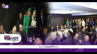 كواليس الإطاحة بحسبان خلال الجمع العام لفريق الرجاء يوم قبل الديربي البيضاوي   |   بــووز
