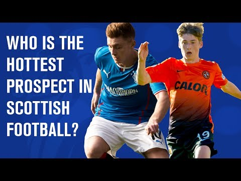 SPFL Extra | Who is the hottest prospect in Scottish football?