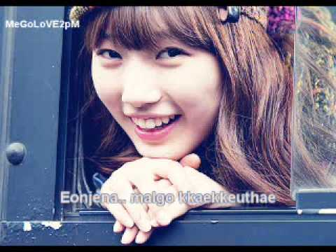 Baek Suzy Dream high OST- Winter Child[Lyrics on screen]