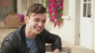 The Lodge's Thomas Doherty on being dubbed the new Zac Efron and girlfriend Dove Cameron