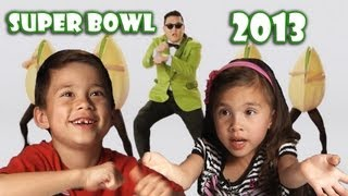 EvanTubeHD Commentary On Best 2013 Super Bowl Commercials