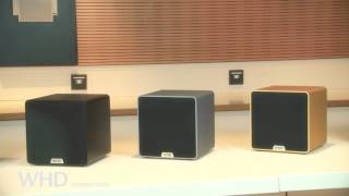 Video: WHD – Qube HiFi Lautsprecher
