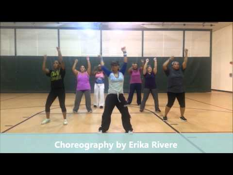 Timber Kesha feat. Pitbull Zumba with Erika - Dance Fitness