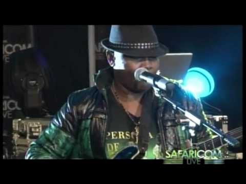 Mike Rua's Performance (niko Na Safaricom Live Meru Concert) - Mike Rua
