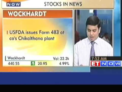 Stocks In News: Bharti Airtel, Wockhardt, GMR Infra