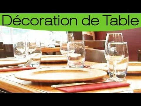 comment dresser une table youtube. Black Bedroom Furniture Sets. Home Design Ideas