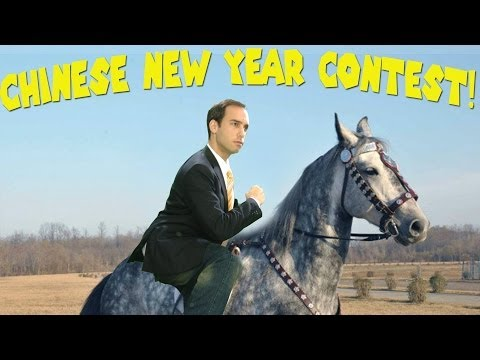 Chinese New Year Celebration and Contest! | China Uncensored