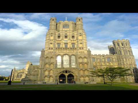 Ely Cathedral Peterborough Cambridgeshire