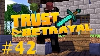 Minecraft Trust and Betrayal #042 - Vorbereitung automatisches Lager ★Let's Play Minecraft★