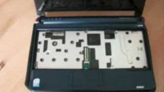 Acer Aspire One Memory Upgrading