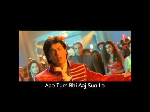 Dastaan-E-Om Shanti Om (With Lyrics)