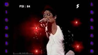 Michael Jackson - Billie Jean HWT Manila 1996 HD Remastered