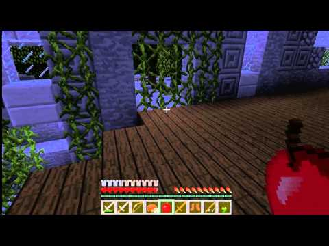 Hunger Games (Minecraft)(RUS) #6   xD