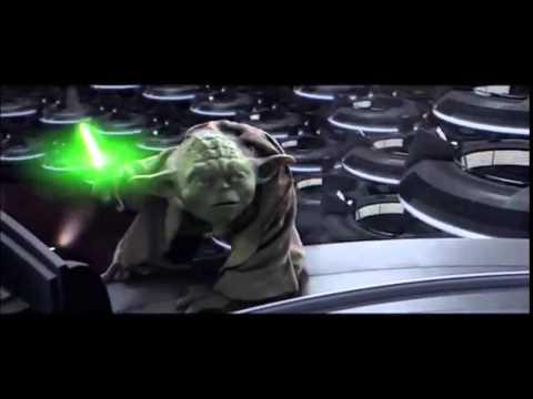 Star Wars Episode 1, 2, 3, 4, 5, 6 & 7 Trailers HD (1977 - 2015).