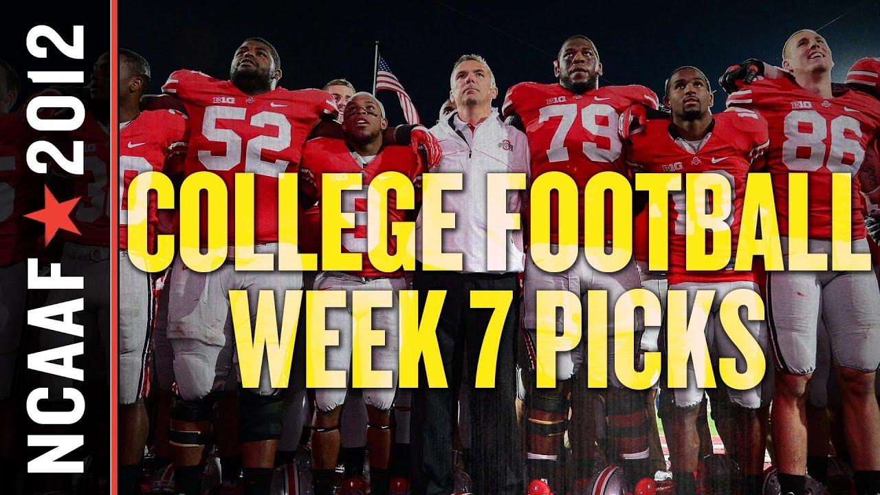 college football week 4 spreads football picks