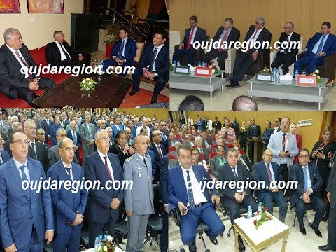 إليكم بالصوت والصورة…تفاصيل الجلسة الافتتاحية لانعقاد المكتب الدائم لاتحاد المحامين العرب بوجدة