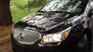 2012 Buick LaCrosse Touring Review, Walk Around, Start Up & Rev, Test Drive videos