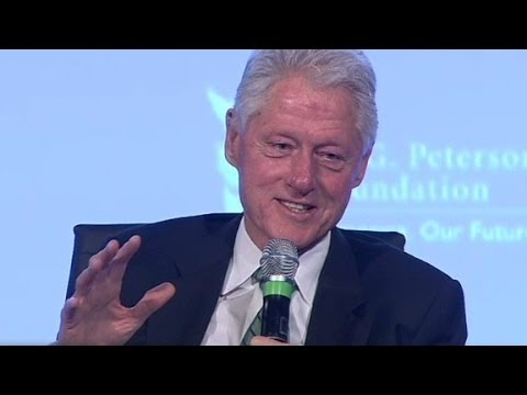 Bill Clinton: Hillary's in 'better shape' ...
