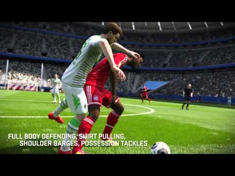FIFA 15 Борьба один на один