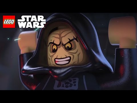Lego Star Wars - final duel