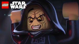 Lego Star Wars minifilm 8- Posledný duel