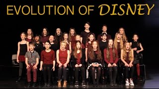 DISNEY EVOLUTION, by Spirit YPC