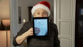 Magic iPad: Best Christmas Gift Ever