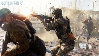 Battlefield 5 - Gamescom Trailer