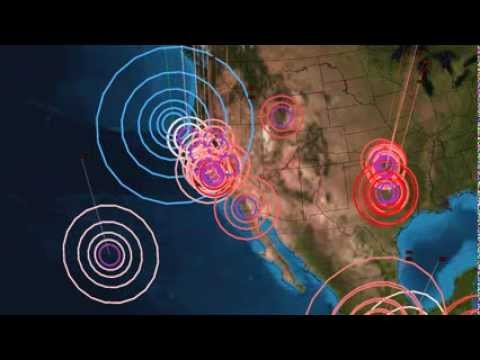 Global Earthquake Update December 4th 2013