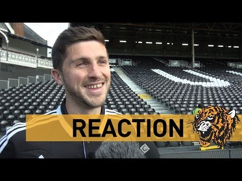 Fulham v Hull City | Reaction With Shane Long